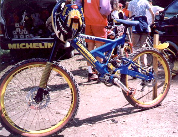 ME Downhill 1998