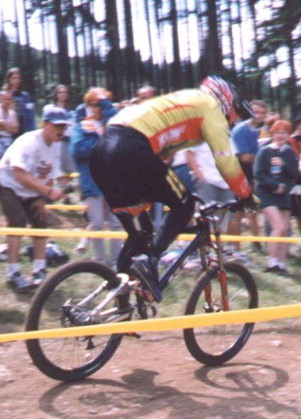 ME Downhill 1998 Steve Peat