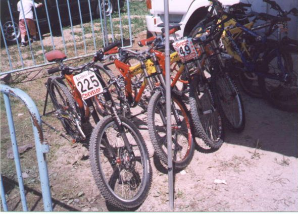 ME Downhill 1998 Rotec company