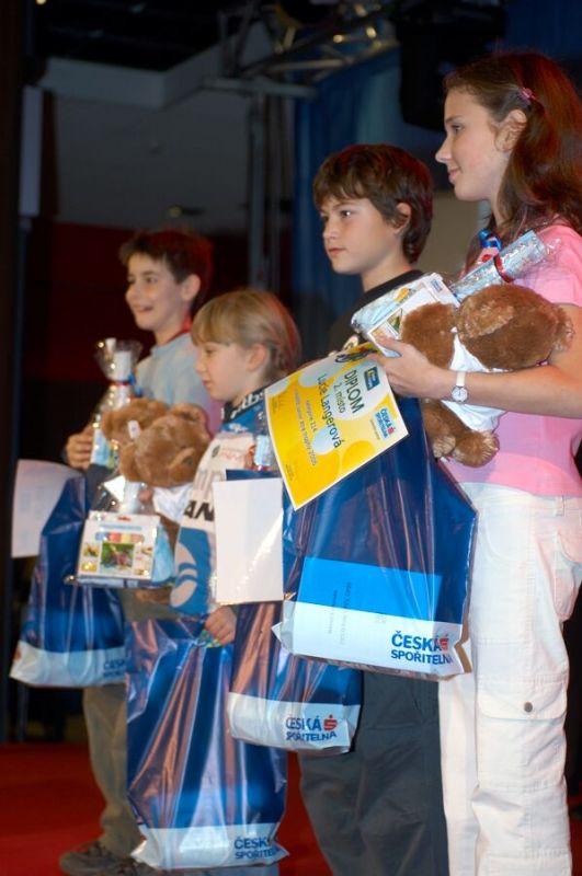 Finálový večer Kolo pro život 2006 - SazkaArena