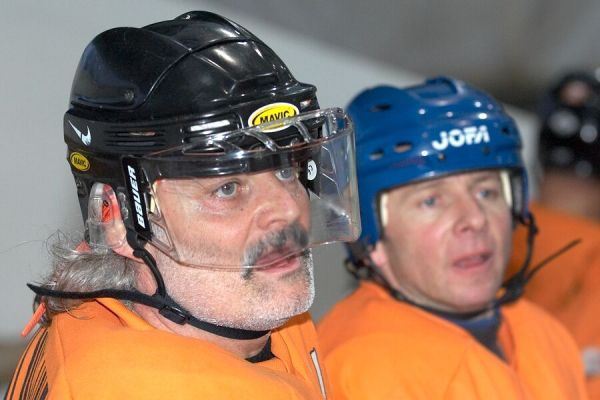 Karel St�rek - Cyklistick� superpoh�r 2006 v hokeji, Mor. T�ebov�