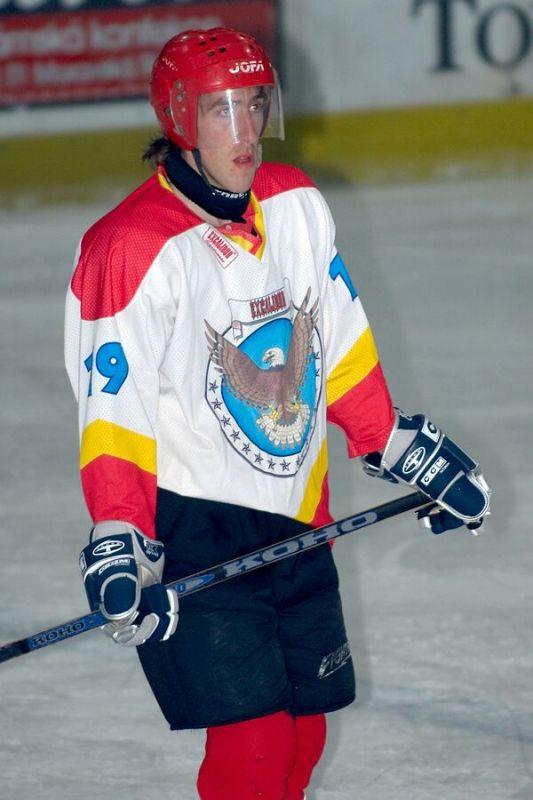 Milan Sp�n� (Merida) - Cyklistick� superpoh�r 2006 v hokeji, Mor. T�ebov�