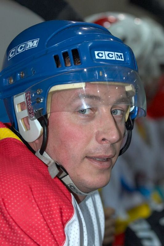 Radek Fo�t - Cyklistick� superpoh�r 2006 v hokeji, Mor. T�ebov�
