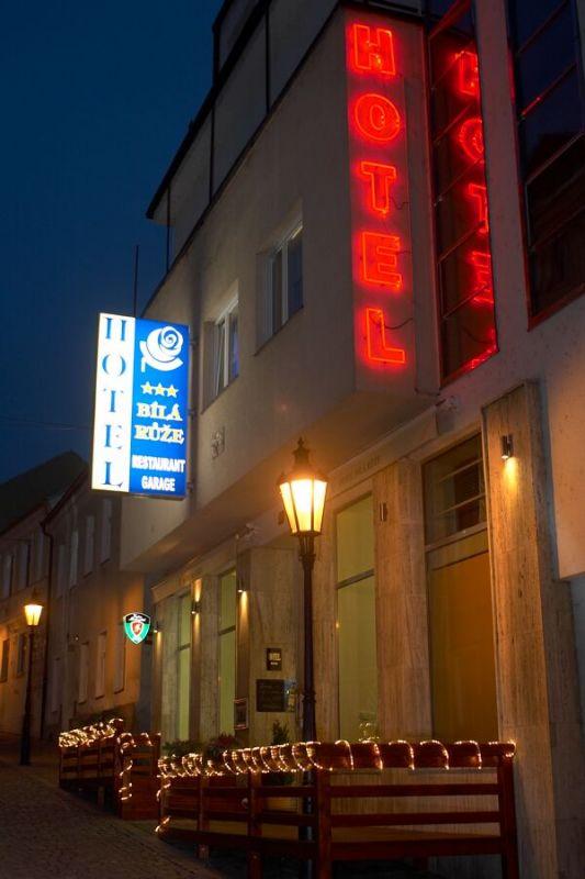 Hotel Bílá Růže poskytl kvalitní zázemí - Vyhlášení Galaxy Anlen MTB série  a Jihočeské amatérské ligy v Písku, 2006