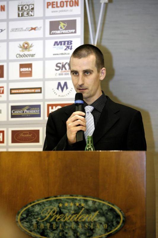 TOP TEN Pelotonu 06 - Ondřej Vysypal