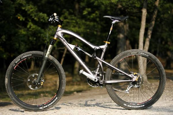 Sant Cruz Nomad - TEST