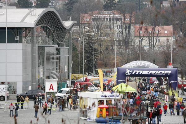 Závodní galerie ze SportLife 2006