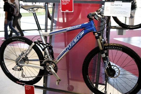 Trek 2007 - Eurobike 06