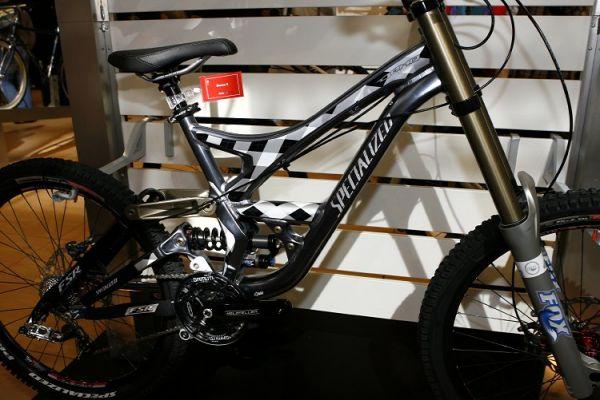 Specialized 2007 - Eurobike 06