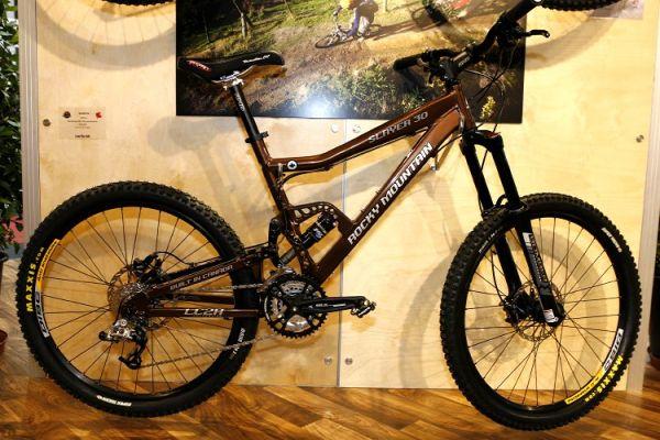 Rocky Mountain 2007 - Eurobike 06