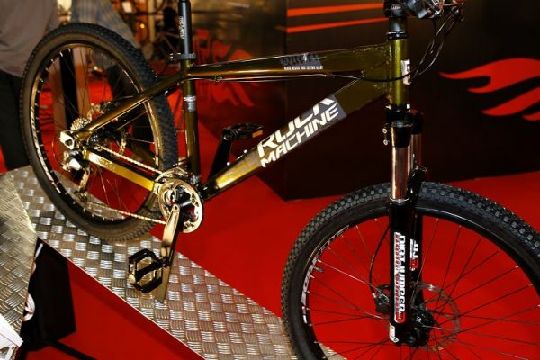 Rock Machine 2007 - Eurobike 06
