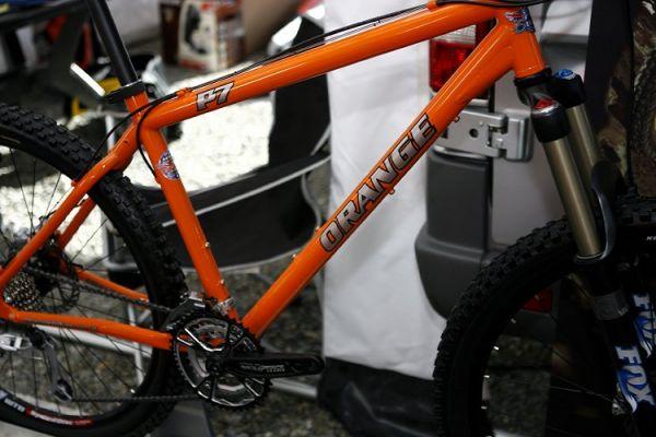 Orange 2007 - Eurobike 06