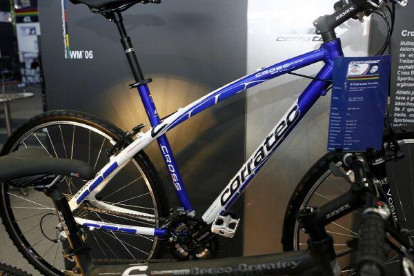 Corratec 2007 - Eurobike 06