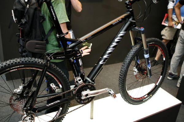 Canyon 2007 - Eurobike 06