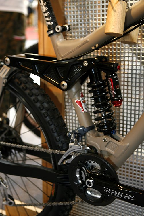 Banshee 2007 - Eurobike 06