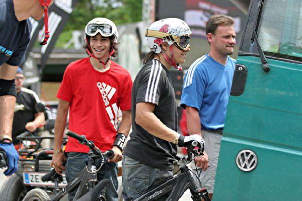 Adidas Slopestyle 2006 - Spanele