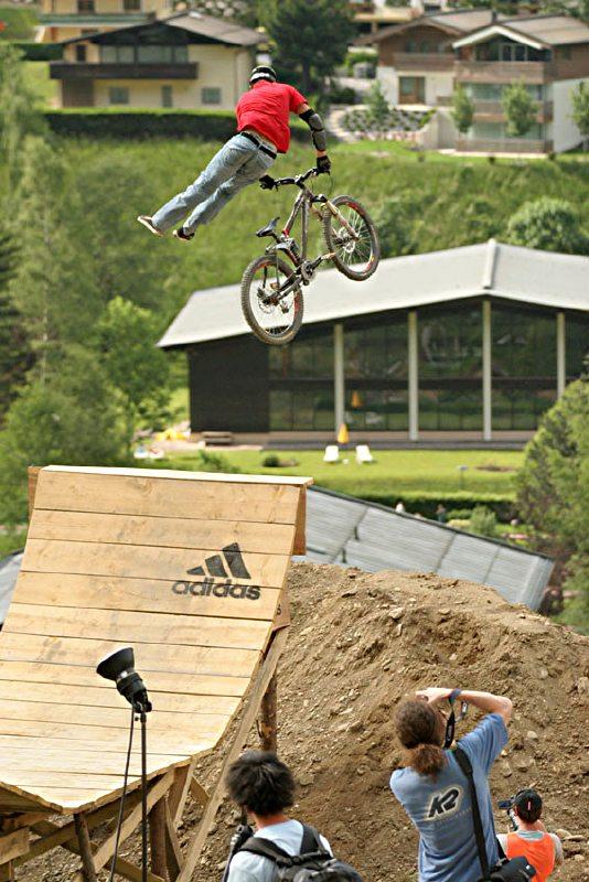 Adidas Slopestyle 2006 - Gulevich