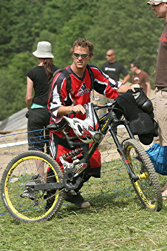 Adidas Slopestyle 2006 - Schley