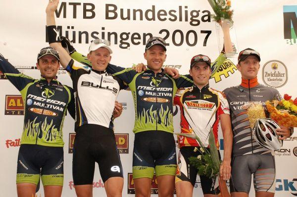 XC Munsingen 07 - muži celkově