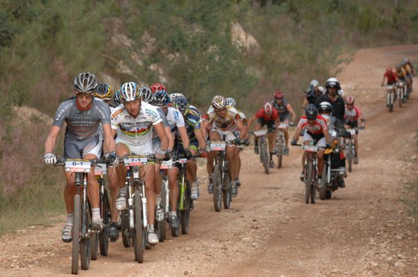 Cape Epic 2007 - 1. etapa, foto: Frank Bodenmüller/MTBSector.com