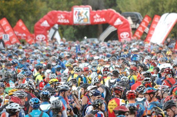 Cape Epic 2007 - před startem 3. etapy, foto: Frank Bodenmüller/MTBSector.com