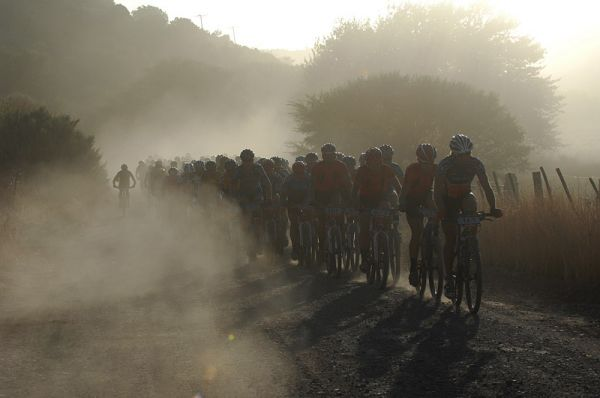 Cape Epic 2007 - 4. etapa, foto: Frank Bodenmüller/MTBSector.com