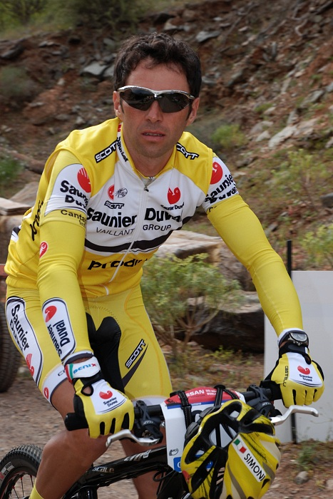 SP MX no. 1 - Gran Canaria- Gilberto Simoni