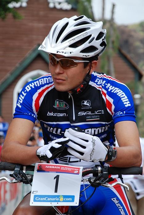SP MX no. 1 - Gran Canaria - Leonard Paez