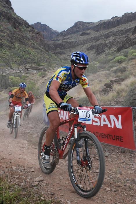 SP MX no. 1 - Gran Canaria - Horák a Rybařík
