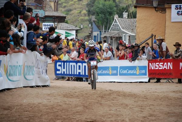 SP MX no. 1 - Gran Canaria - Paez vítězí