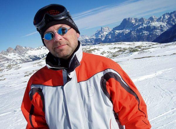 MICHAL PICK - Dolomity 2007