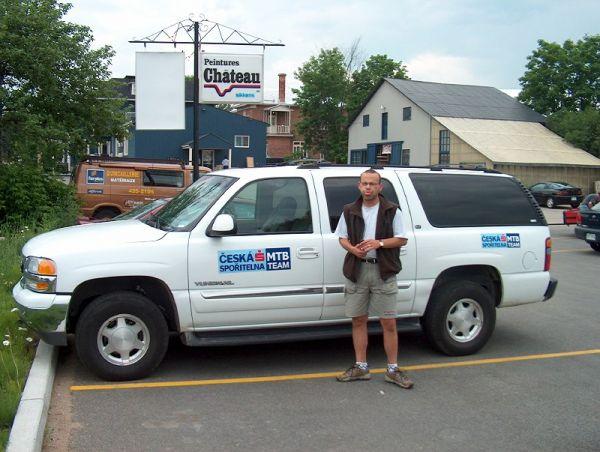 MICHAL PICK - Kanada 2003