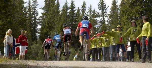 Medailonek Michala Picka - The Best of 4 MTBS - MS marathon 2005 Lillehammer