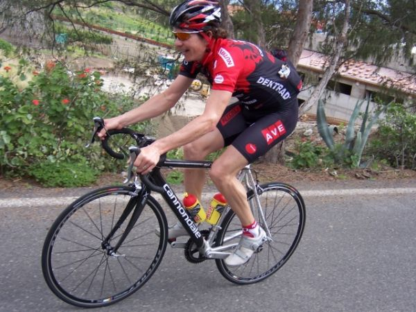 Maxidek Cannondale na soust�ed�n� na Kan�rsk�ch ostrovech 2007, foto: t�mov� archiv