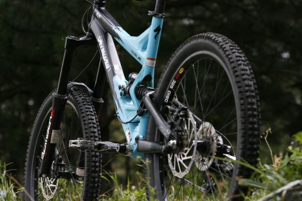 Specialized SX Trail 2006 TEST