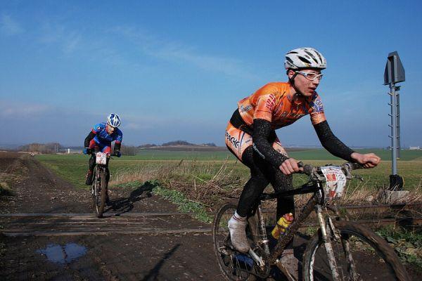 Pra�sk� zimn� maraton - Miroslav Vacek a Tom� Koz�k