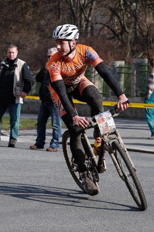 Pra�sk� zimn� maraton - �tvrt� Miroslav Vacek