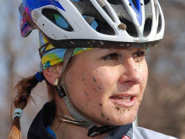 Pražský zimní maraton - první žena: Eva Hašková