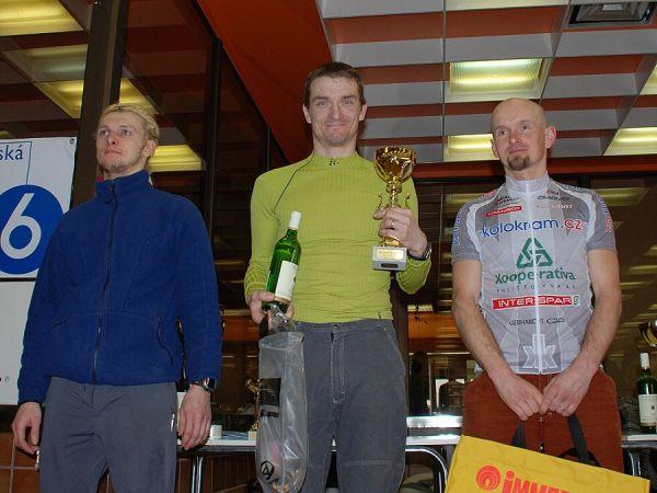 Pražský zimní maraton - kategorie Muži B