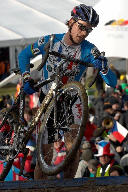 Zdeněk Štybar - Mistrovství světa v cyklokrosu 2007, Hooglede, BEL - kat. pod 23 let