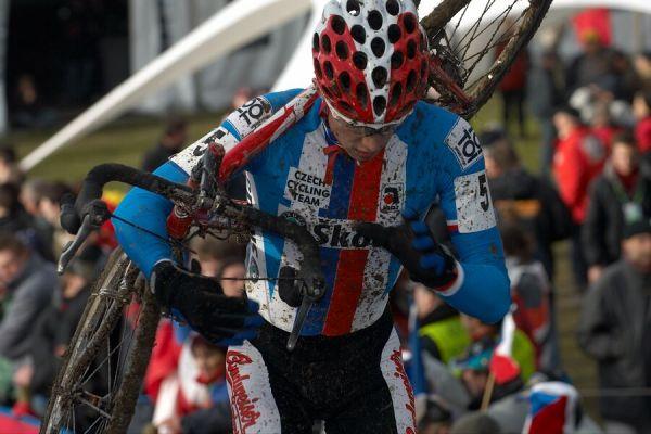 David Menger - Mistrovství světa v cyklokrosu 2007, Hooglede, BEL - kat. pod 23 let