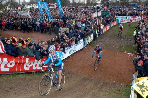Radek Šimůnek - MS cyklokros 2007, Hooglede-Gits (BEL)