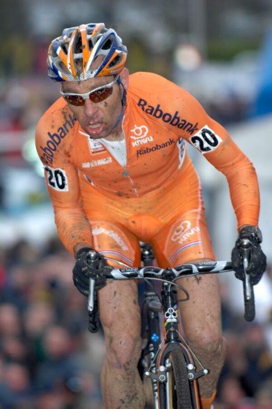 Richard Groenendaal - MS cyklokros 2007, Hooglede-Gits (BEL)