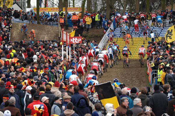 MS cyklokros 2007, Hooglede-Gits (BEL) - Photo: Frank Bodenmüller, www.mtbsector.com