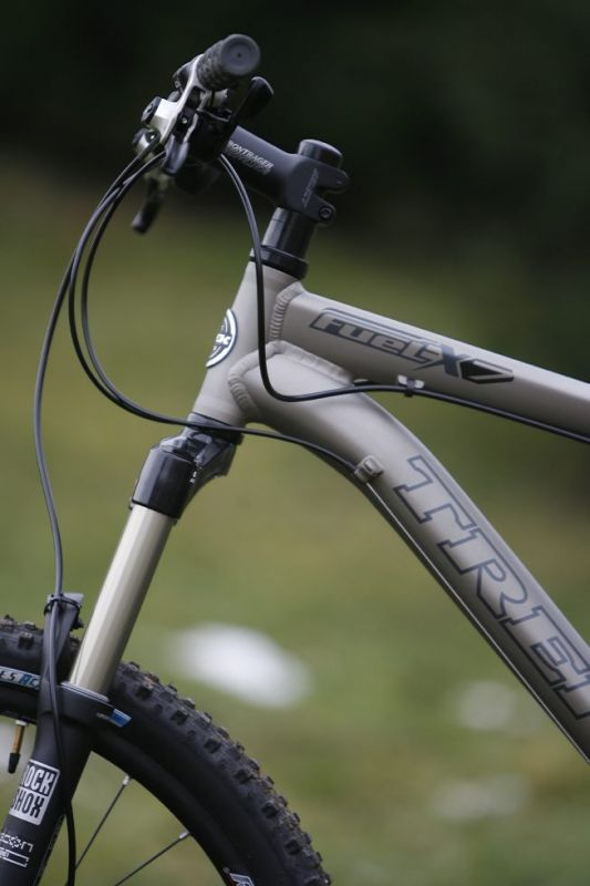 Trek Fuel X7 TEST