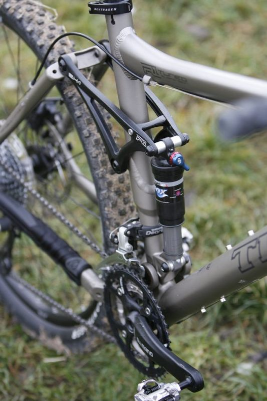 Trek Fuel X7 TEST