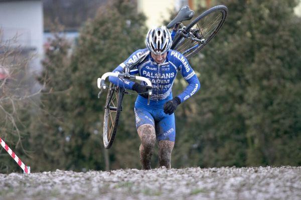Mistrovství České republiky v cyklokrosu - 6.1. 2007 - Č. Lípa - Radek Šimůnek