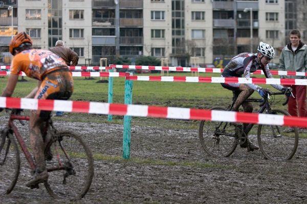 Mistrovství České republiky v cyklokrosu - 6.1. 2007 - Č. Lípa
