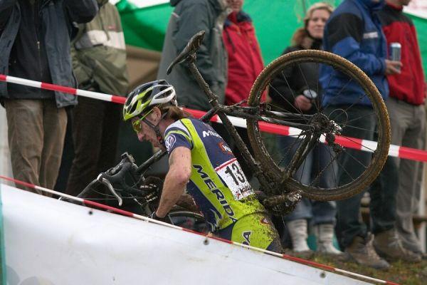 Mistrovství České republiky v cyklokrosu - 6.1. 2007 - Č. Lípa - Milan Spěšný