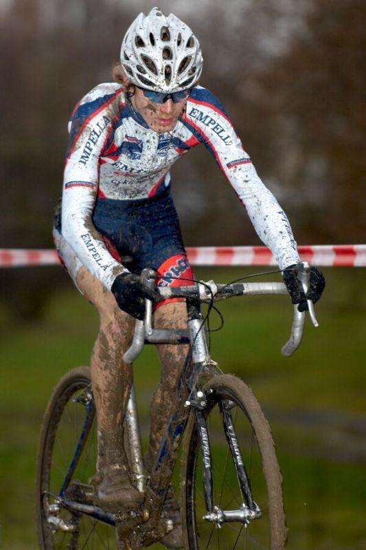 Jiří Polnický - Mistrovství republiky v cyklokrosu 2007, Česká Lípa